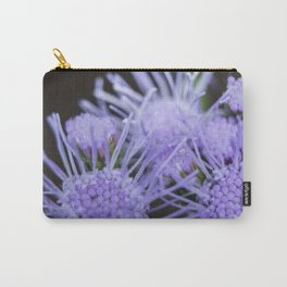 Blue mist blooms Carry-All Pouch