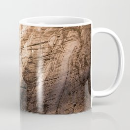 Ice age, copper Coffee Mug