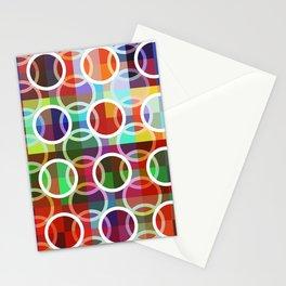 Jagged - Geometric Pattern Stationery Cards