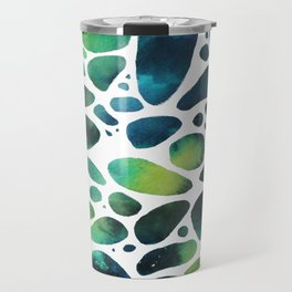 Sea's bubbles 2 Travel Mug