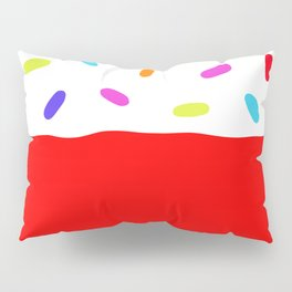 Jelly 'n' Sprinkles Pillow Sham