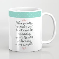 Quote from When Harry Met Sally Mug
