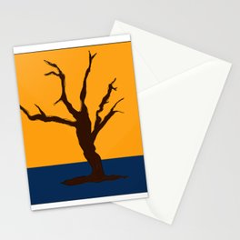 A Scorched Tree Skeleton of Deadvlei Stationery Cards