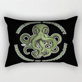 Cthulhu Tee- Cryptozoology Dept. T-Shirt Rectangular Pillow