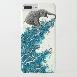 Self Serve/Surf iPhone Case