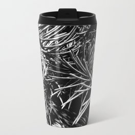 Pine Spine Metal Travel Mug