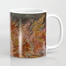 Fiery Silence Coffee Mug