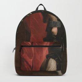Anthony van Dyck - Genoese Nobleman Backpack