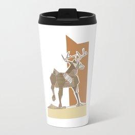DEER Metal Travel Mug