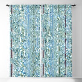 Canopy of Flowers for Two: Coordinates with Canopy Blackout Curtain
