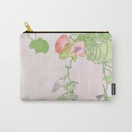 Revival of Spring Carry-All Pouch