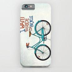 Bicycle Slim Case iPhone 6