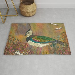 Lapwing Revival Rug