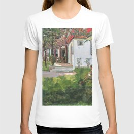 12,000pixel-500dpi - Sir John Lavery - The Qmaac Convalescent Home, Le Touquet T-shirt
