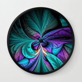 The Heart of the Matter Wall Clock