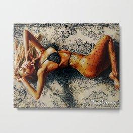 Carpet Metal Print