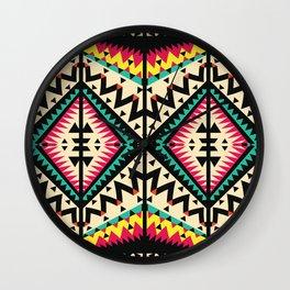 Tribal Wall Clock