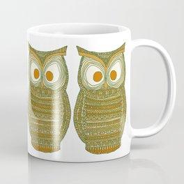 Dermot Owl Coffee Mug