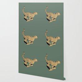 Running Cheetah Wallpaper