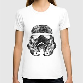 Flower Force Helmet T-shirt