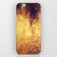 bokeh iPhone & iPod Skins featuring Bokeh by KrashDesignCo.