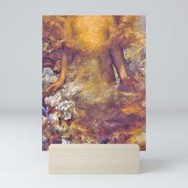 12,000pixel-500dpi - George Frederic Watts - She Shall Be Called Woman - Digital Remastered Edition Mini Art Print