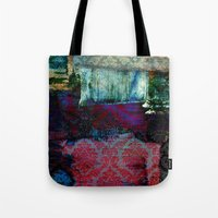 ethnic Tote Bags featuring Ethnic by haroulita