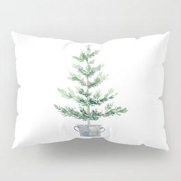 Christmas fir tree Pillow Sham