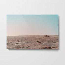 Mars ∆ Metal Print