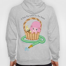 It puts the lotion in the basket. // Silence of the Lambs Hoody