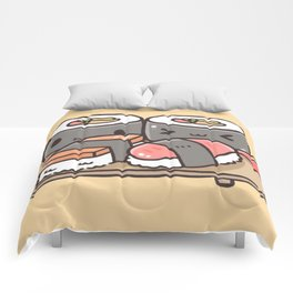 Sushi Kawaii Comforters