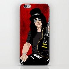 SLASH Quote iPhone & iPod Skin