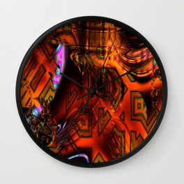 Sensational Quilt Wall Clock