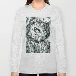 Genetic Pilgrimage Of Beauty Long Sleeve T-shirt