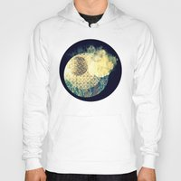 atlas Hoodies featuring Atlas Planet by Jasmine Smith