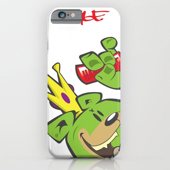 illsurge : King of The Bombing Bears iPhone & iPod Case