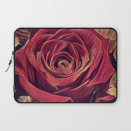Paper Rose Laptop Sleeve