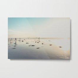 Ocean Healing Metal Print