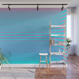 Illusion Wall Mural