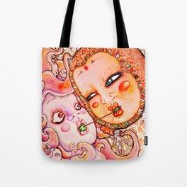 Octopus Love Tote Bag