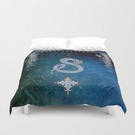 Wonderful chinese dragon Duvet Cover