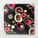 Abstract colorful polka dots pattern . by fuzzyfox85