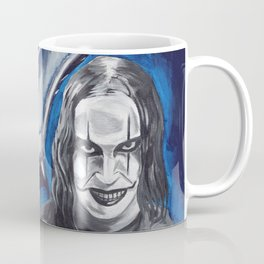 Eric Draven, The Crow Coffee Mug