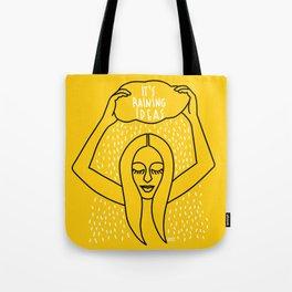 it's raining ideas Tote Bag