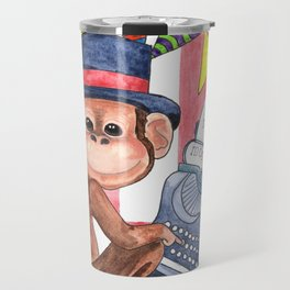 Not My Circus, Not My Monkeys Travel Mug