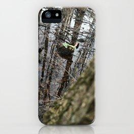 mermaid wasteland iPhone Case