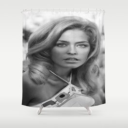 Farrah Shower Curtain