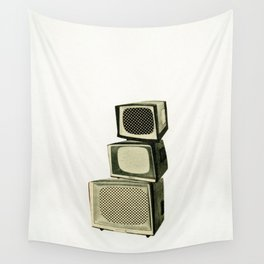 Multi Screen Cinema Wall Tapestry