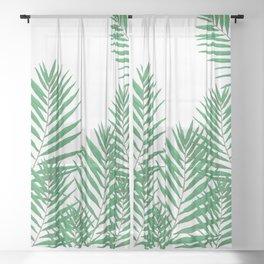 Fern Sheer Curtain