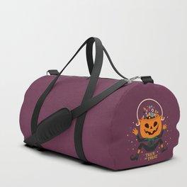 Trick or Treat Duffle Bag